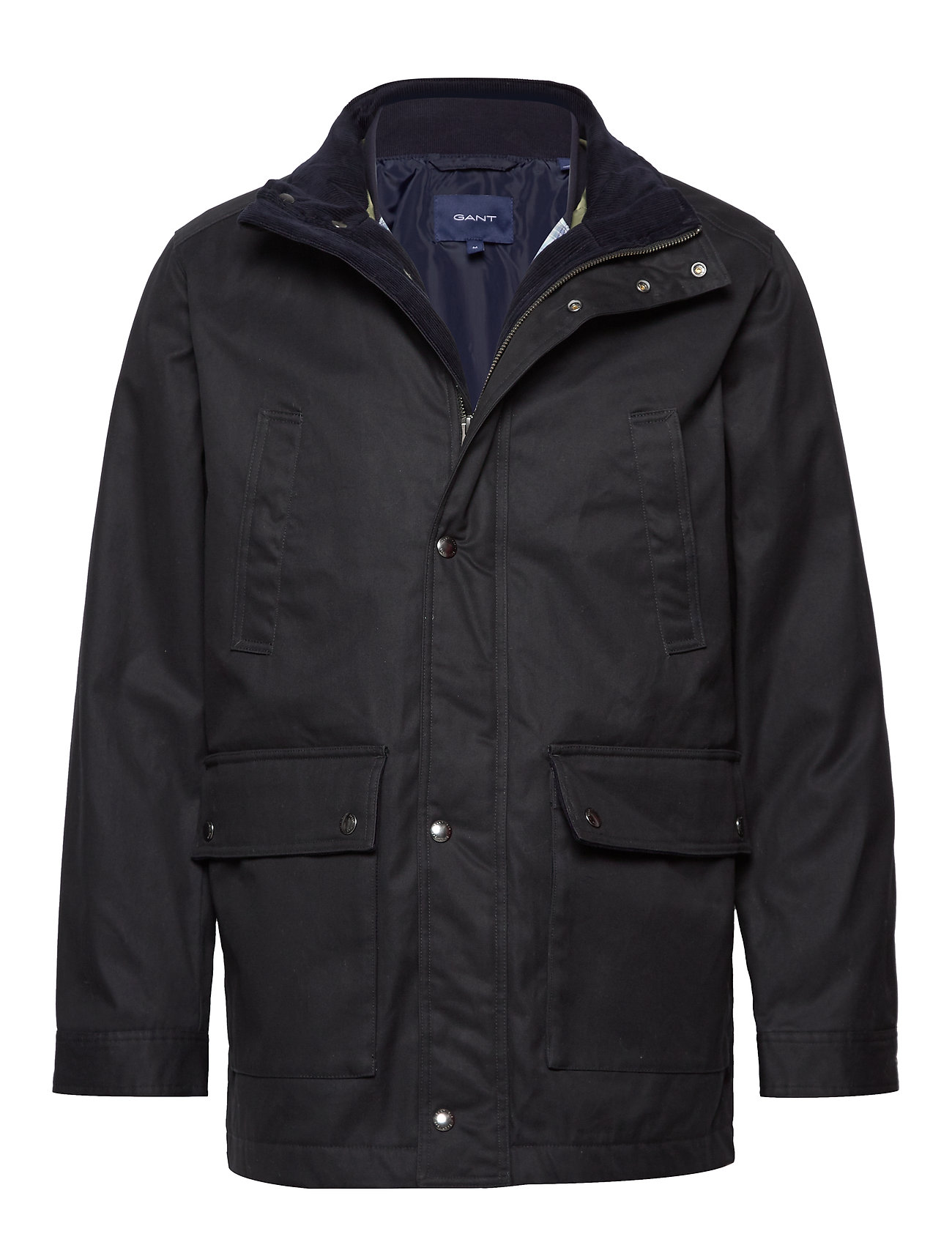Gant D1. THE DOUBLE DECKER - BLACK