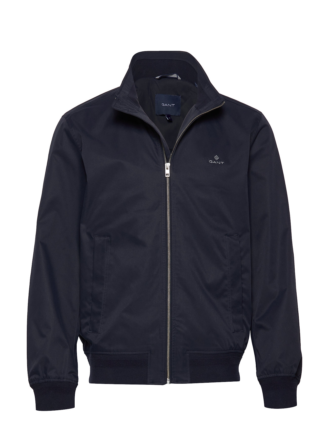 Gant D1. THE SPRING HAMPSHIRE JACKET - EVENING BLUE
