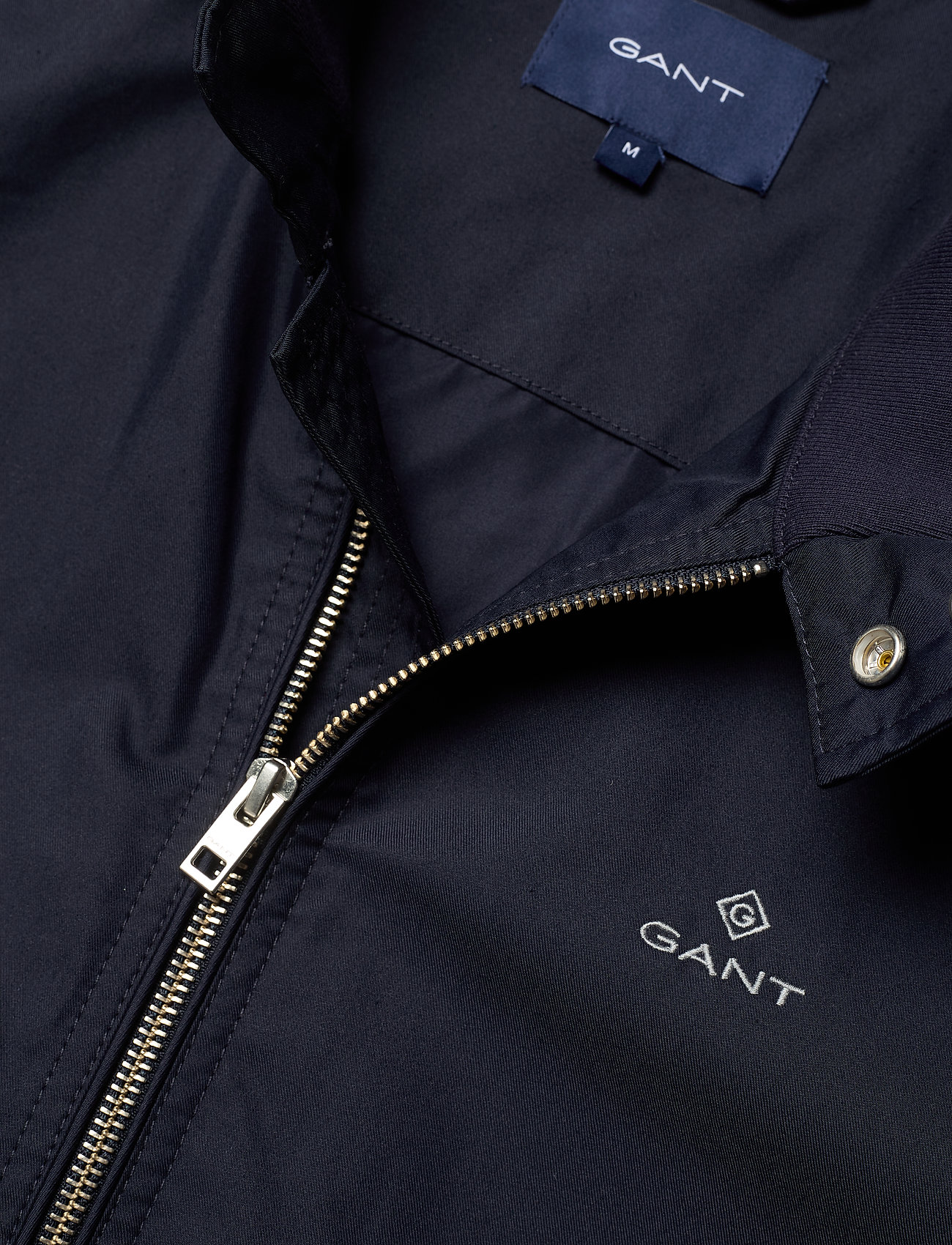D1. The Casual Shield Jacket (Evening Blue) (224.99 €) - GANT rMlDu