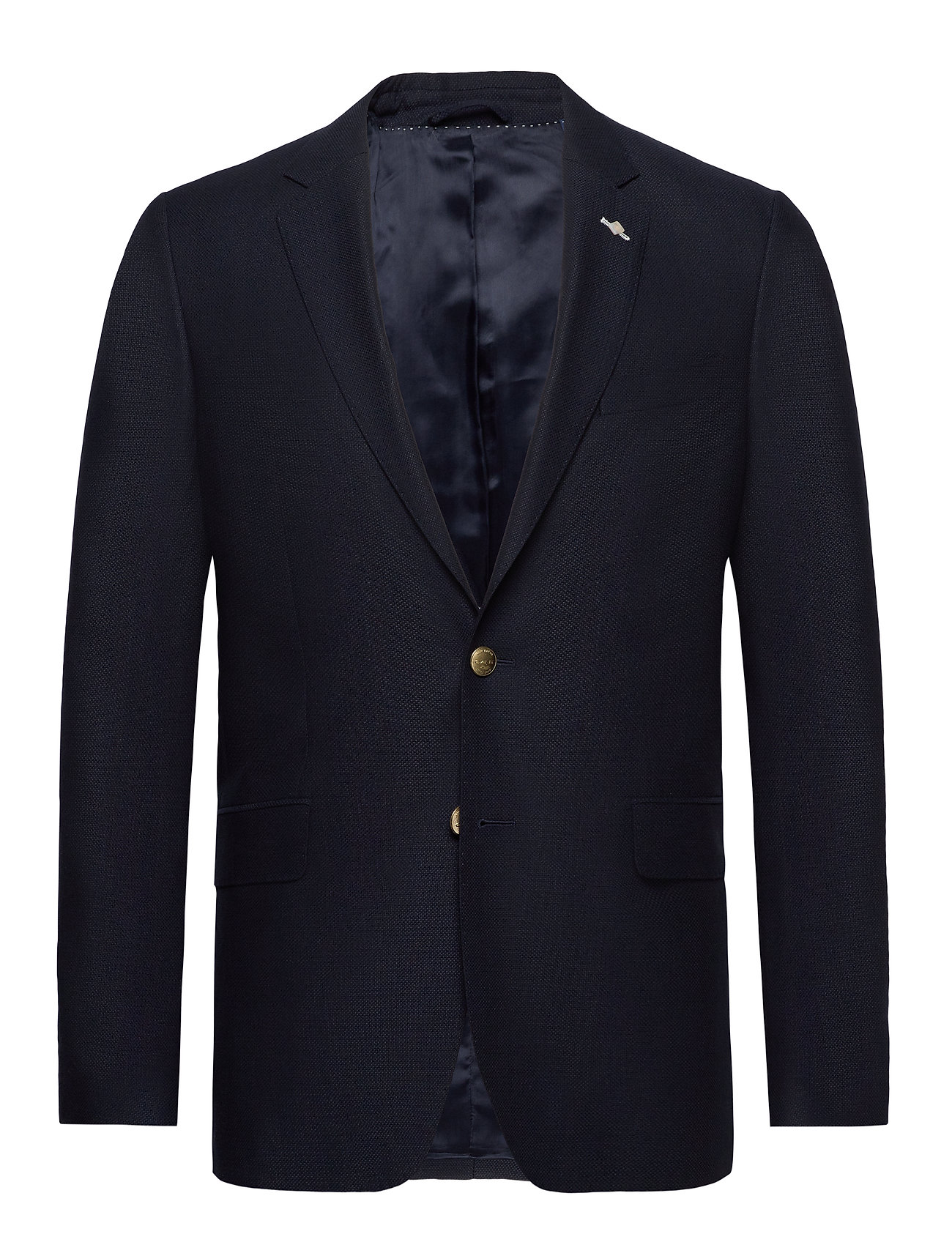 Gant SLIM CLUB BLAZER - EVENING BLUE