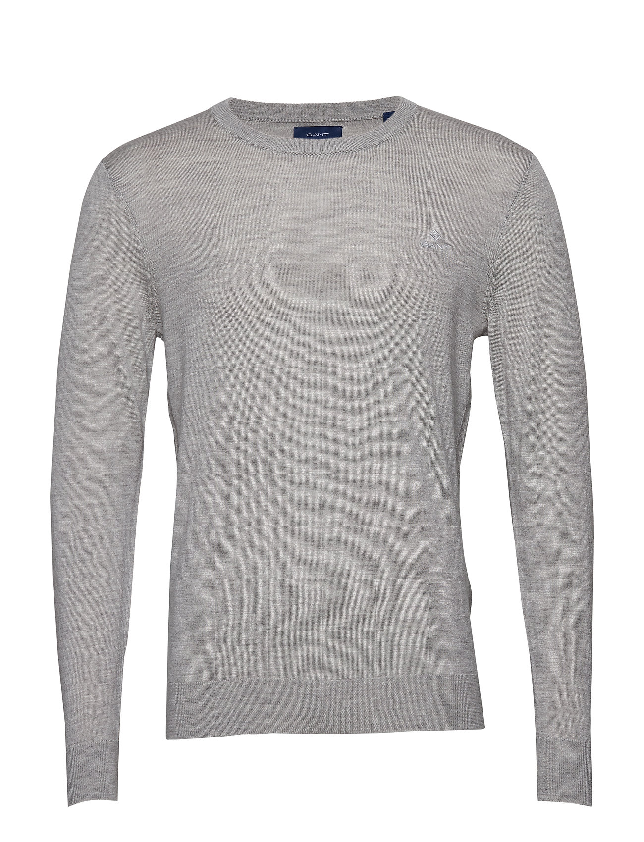 GANT D1. WASHABLE MERINO C-NECK