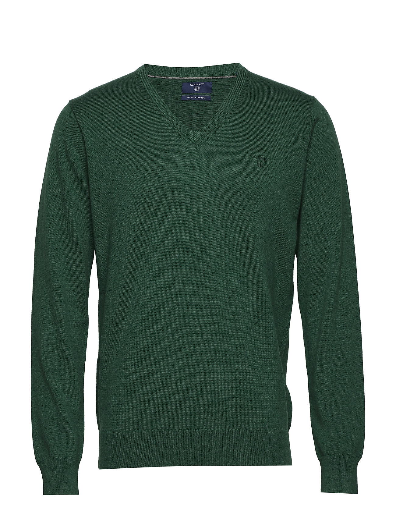 GANT LT. WEIGHT COTTON V-NECK