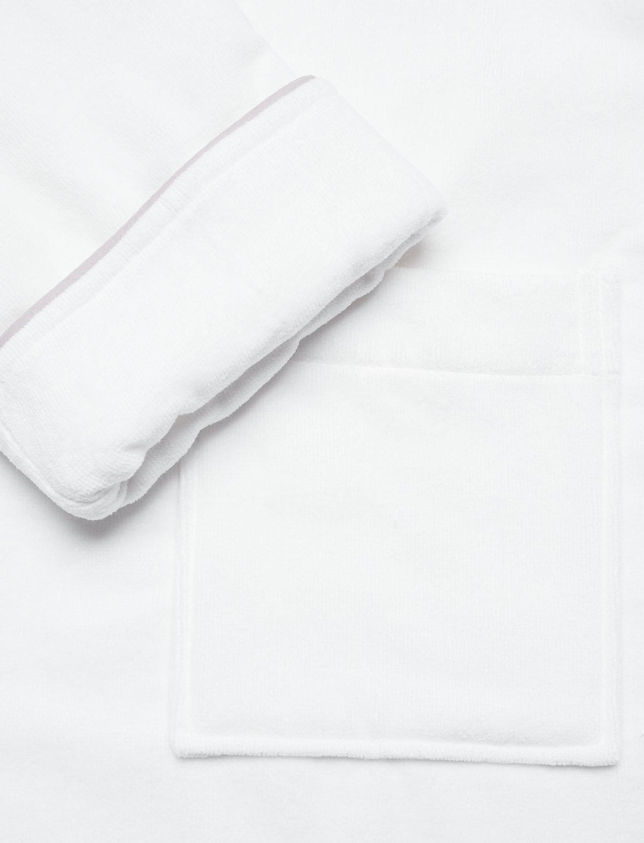 GANT - ORGANIC PREMIUM  ROBE - nachtmode - white - 3