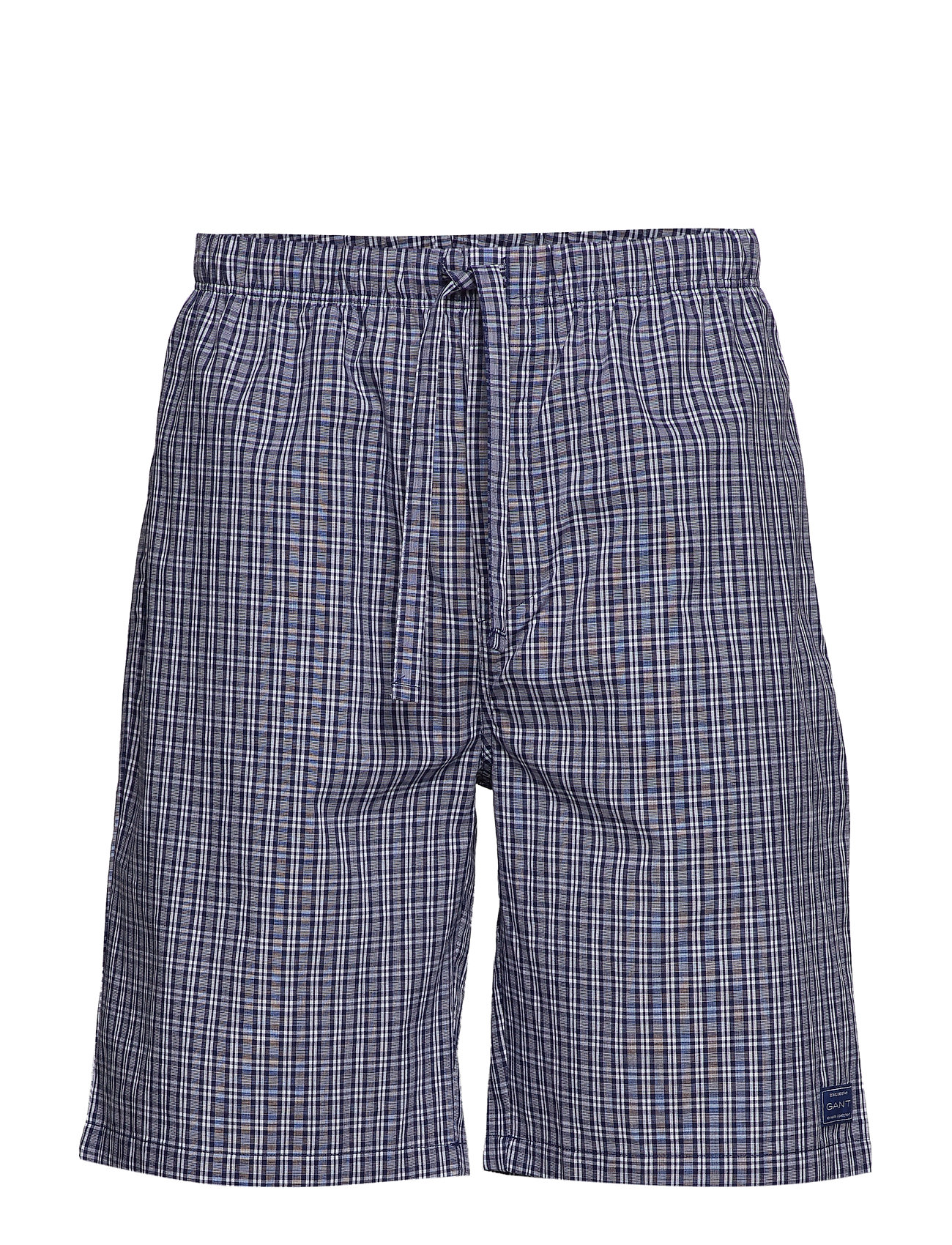 GANT PAJAMA SHORTS WOVEN SMALL CHECK