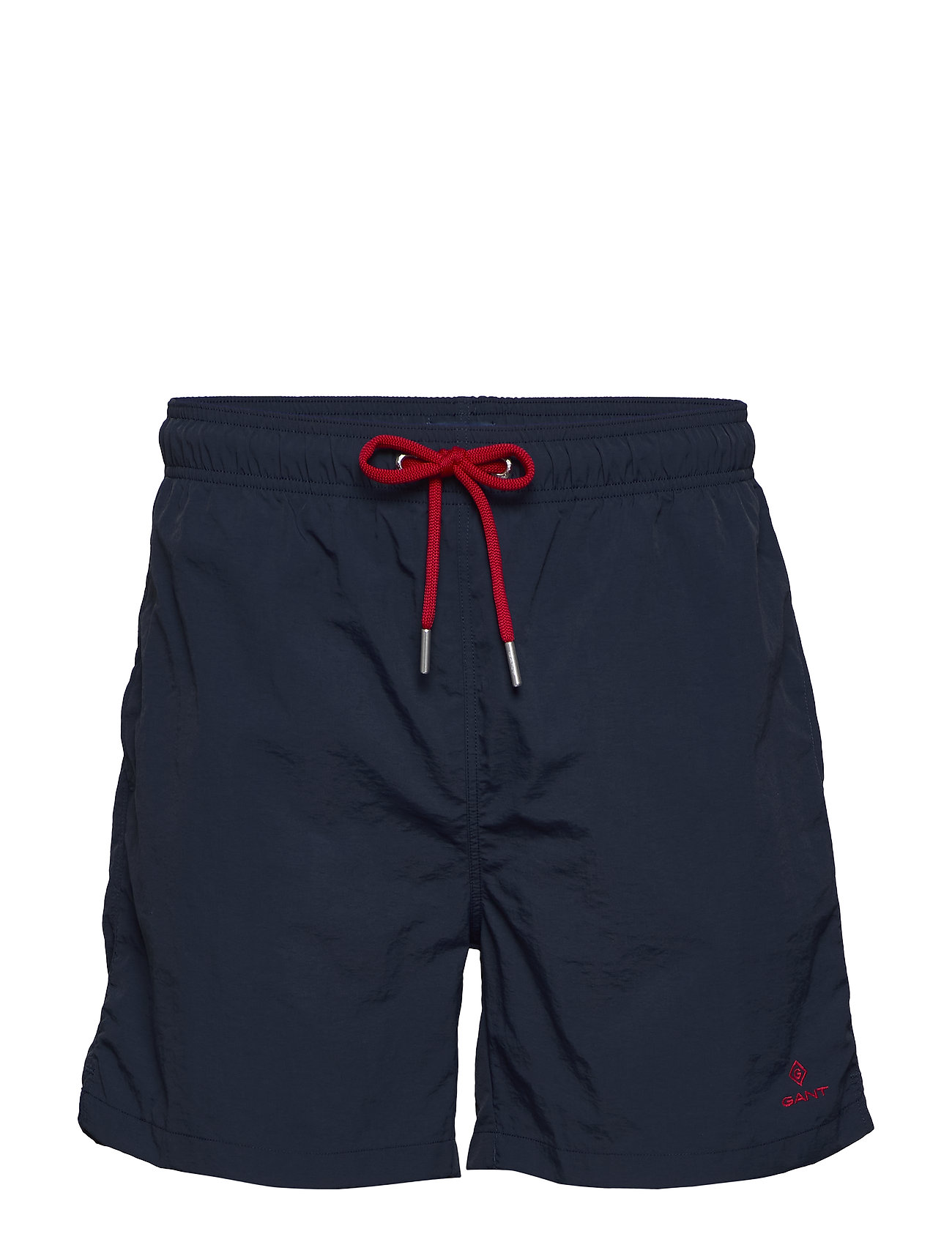 Gant BASIC SWIM SHORTS CLASSIC FIT - MARINE