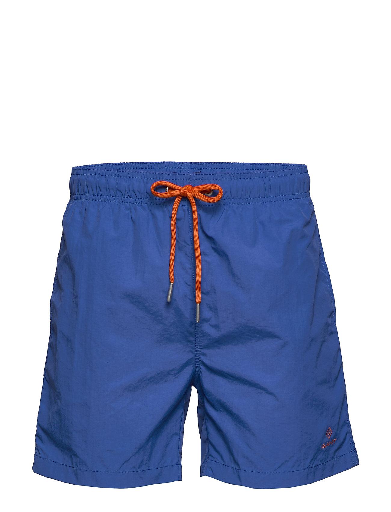 Gant BASIC SWIM SHORTS CLASSIC FIT - NAUTICAL BLUE