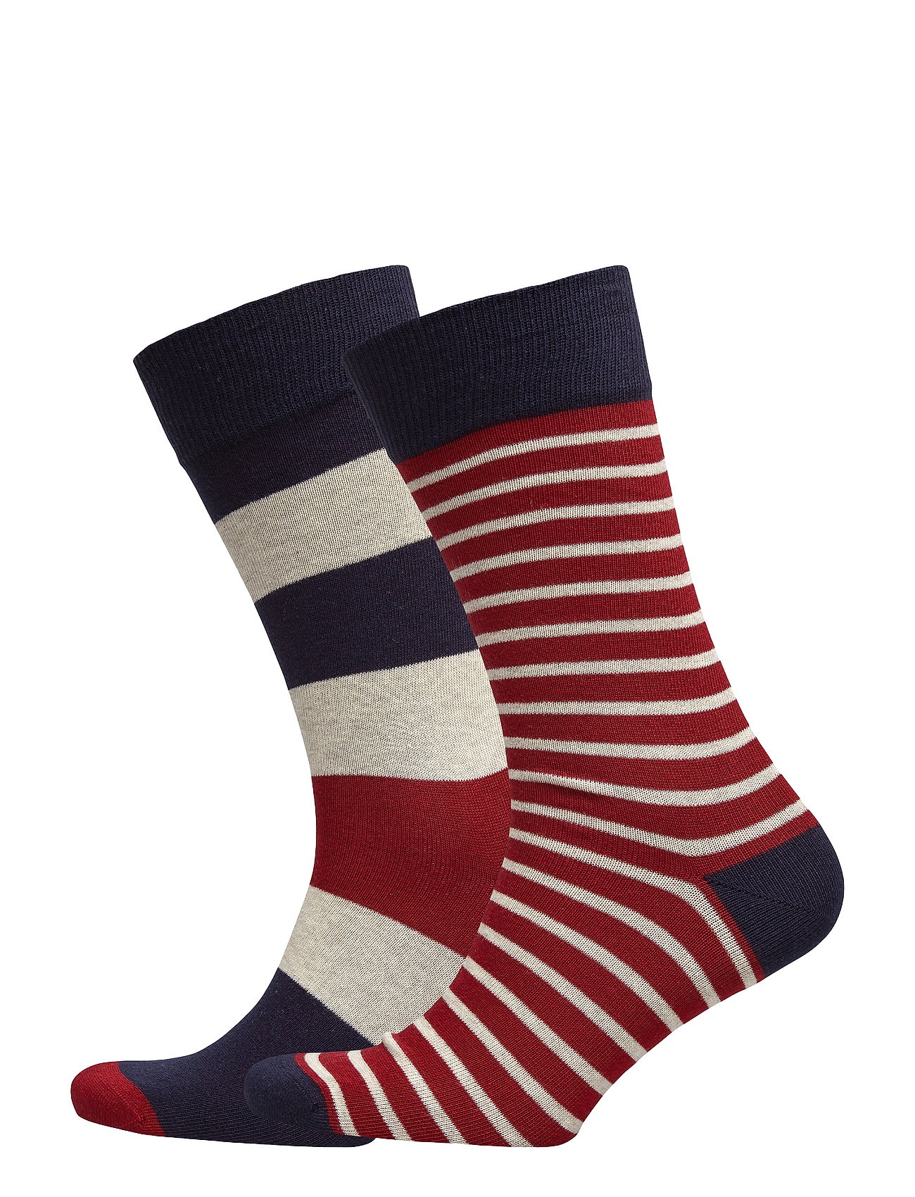 GANT O1. 2-PACK BLOCK STRIPE GIFT BOX