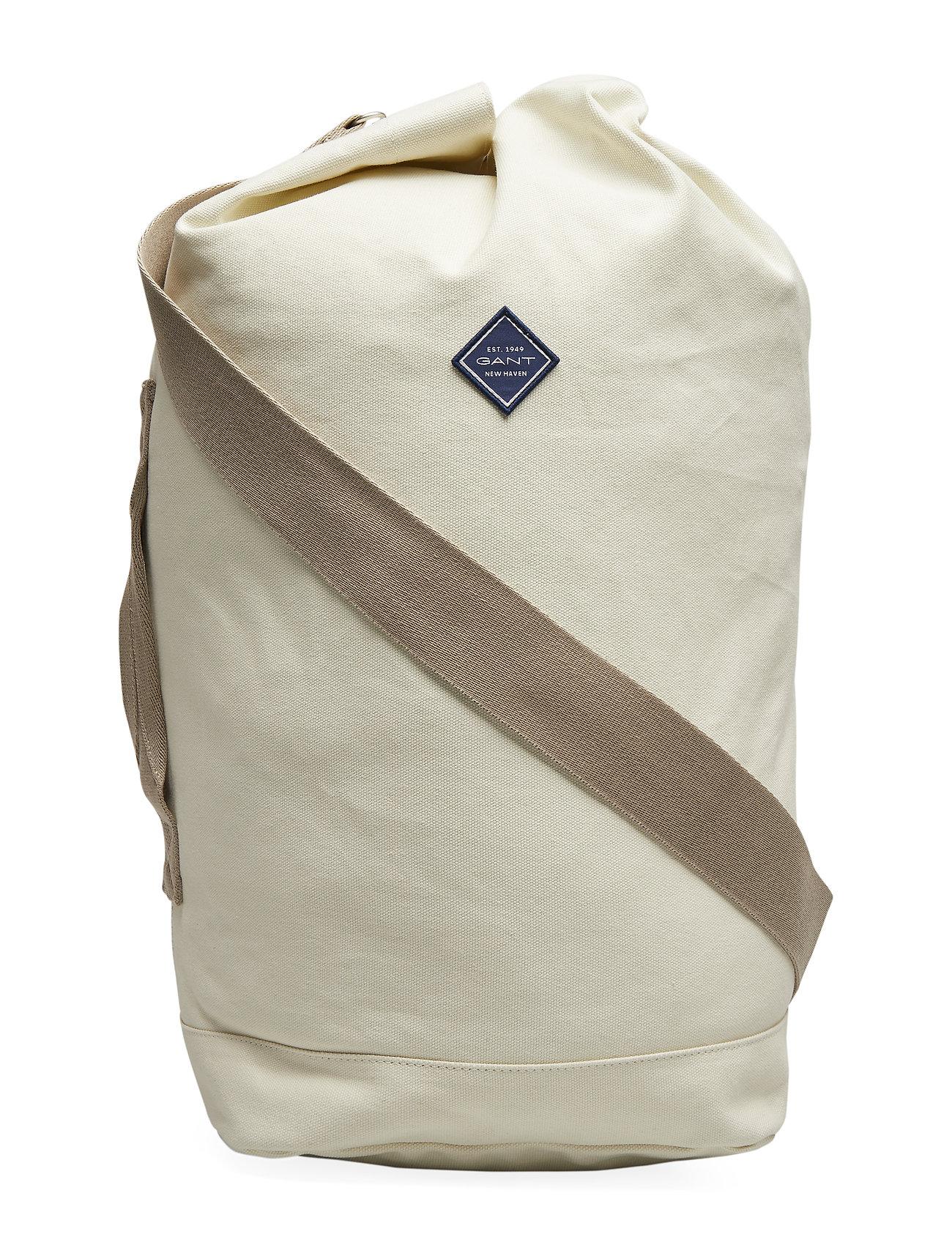 GANT O2. Beach Bag Rucksack Tasche Creme GANT