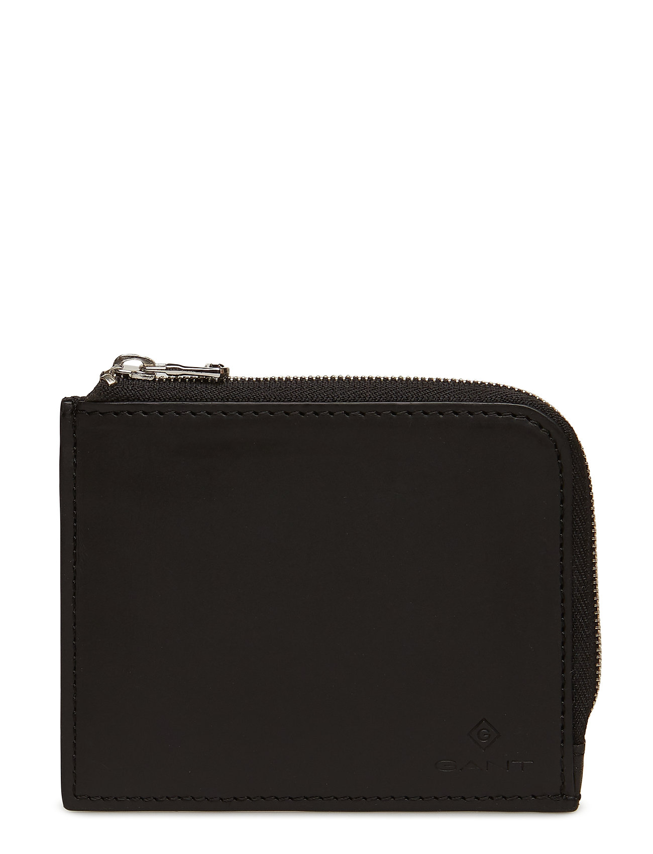 GANT LEATHER ZIP WALLET   Plånböcker