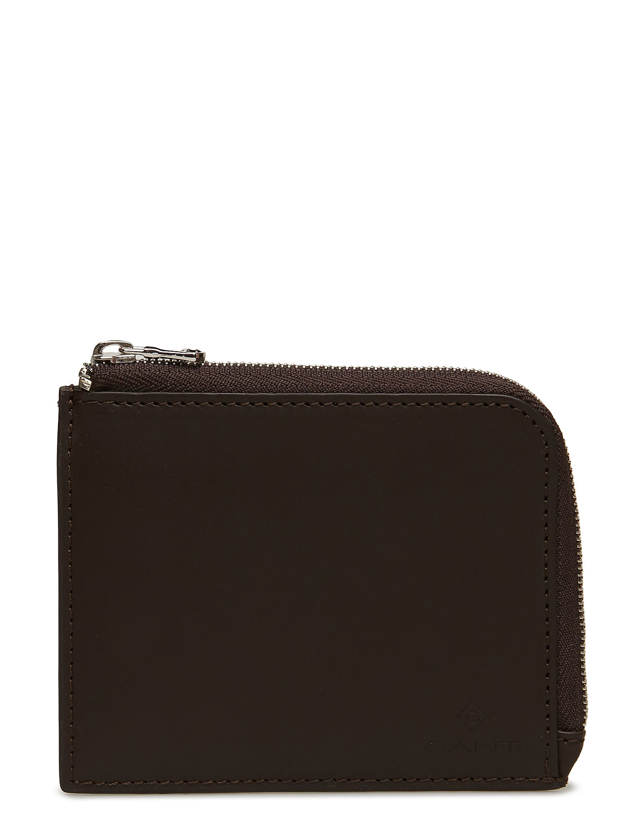 GANT LEATHER ZIP WALLET