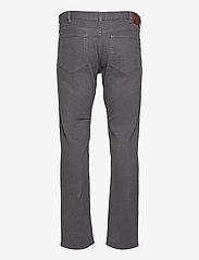 GANT - D2. REGULAR SOFT TWILL JEANS - regular jeans - antracite - 1