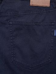 Gant - D1. SLIM BEDFORD JEANS - slim jeans - marine - 4