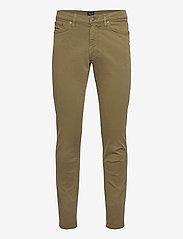 GANT - SLIM DESERT JEANS - slim jeans - dark cactus - 0
