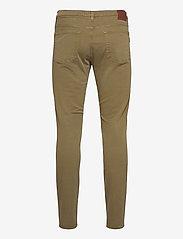 GANT - SLIM DESERT JEANS - slim jeans - dark cactus - 1