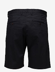 Gant - D1. RELAXED TWILL SHORTS - chinot - black - 1