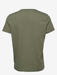 GANT - LOCK UP SS T-SHIRT - short-sleeved t-shirts - four leaf clover - 1