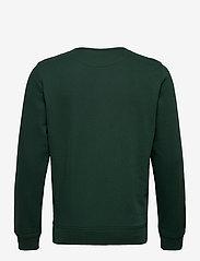 GANT - D2. ARCHIVE SHIELD C-NECK - tops - tartan green - 1