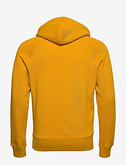 GANT - D1. COLOR LOCK UP HOODIE - hoodies - ivy gold - 1