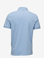 GANT - ORIGINAL PIQUE SS RUGGER - short-sleeved polos - capri blue - 1