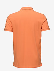 Gant - ORIGINAL PIQUE SS RUGGER - short-sleeved polos - carrot orange - 1