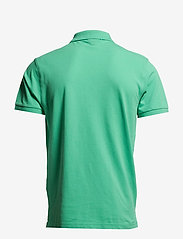 Gant - ORIGINAL PIQUE SS RUGGER - short-sleeved polos - emerald green - 1