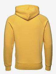 Gant - SHIELD HOODIE - hoodies - mimosa yellow - 1