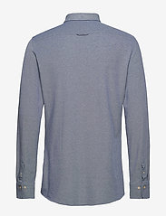 GANT - TP SLIM PIQUE BD - basic shirts - persian blue - 1