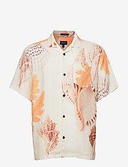 GANT - D1. REL SEASIDE GANT RIVIERA - chemises de lin - multicolor - 0