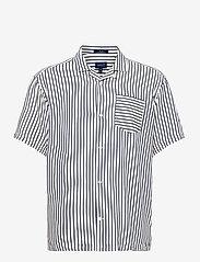 GANT - D1. REL STRIPE GANT RIVIERA - koszule w kratkę - persian blue - 0