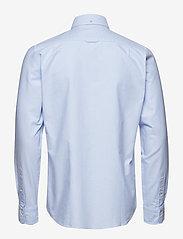 GANT - SLIM OXFORD SHIRT BD - basic shirts - capri blue - 1