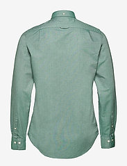 GANT - SLIM OXFORD SHIRT BD - basic shirts - ivy green - 2