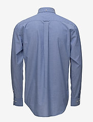 Gant - REG BROADCLOTH BD - business-paidat - college blue - 1