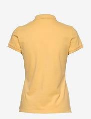 Gant - ORIGINAL SS PIQUE - pikéer - mimosa yellow - 1