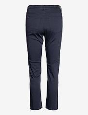 GANT - TP HW CROPPED SLIM JEANS - slim jeans - evening blue - 1