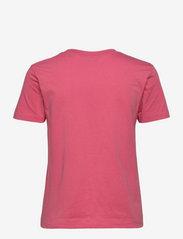 GANT - ARCHIVE SHIELD SS T-SHIRT - t-shirts - rapture rose - 1