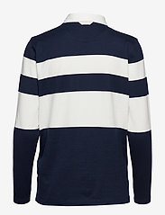 Gant - D1. STRIPED  HEAVY RUGGER - pikeepaidat - evening blue - 1