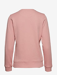 Gant - GANT LOCK UP C-NECK SWEAT - sweatshirts - summer rose - 1