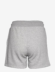GANT - LOCK UP SWEAT SHORTS - shorts casual - grey melange - 1