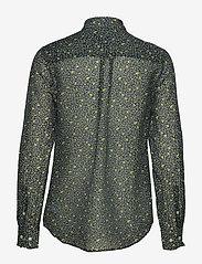 Gant - D2. LEMONADE COTTON SILK SHIRT - blouses à manches longues - insignia blue - 1