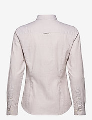 GANT - THE OXFORD BANKER SLIM SHIRT - long-sleeved shirts - warm khaki - 1