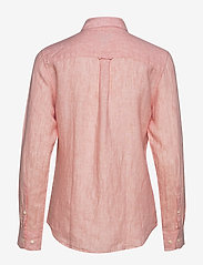 GANT - THE LINEN CHAMBRAY SHIRT - chemises à manches longues - summer rose - 1