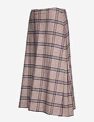 Gant - D1. WASHABLE STRETCH WOOL SKIRT - midi - warm khaki - 2