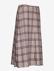 Gant - D1. WASHABLE STRETCH WOOL SKIRT - midi - warm khaki - 3