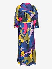 GANT - D1. SPLENDID FLORAL DRESS - wrap dresses - multicolor - 1