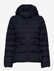 GANT - D2. CLASSIC DOWN JACKET - down- & padded jackets - evening blue - 1
