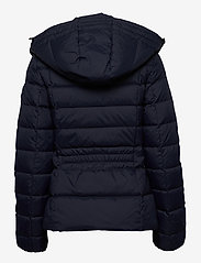 GANT - D2. CLASSIC DOWN JACKET - down- & padded jackets - evening blue - 2