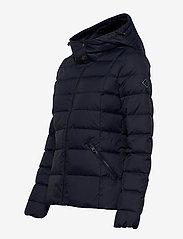 GANT - D2. CLASSIC DOWN JACKET - down- & padded jackets - evening blue - 3