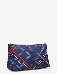 GANT - D1. SIGNATURE WEAVE WASH BAG - cosmetic bags - crisp blue - 2