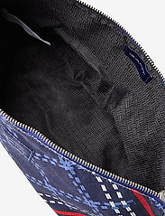 GANT - D1. SIGNATURE WEAVE WASH BAG - cosmetic bags - crisp blue - 4