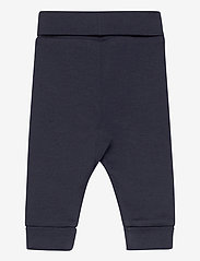 GANT - LOCK-UP ORGANIC COTTON PANTS - trousers - evening blue - 1